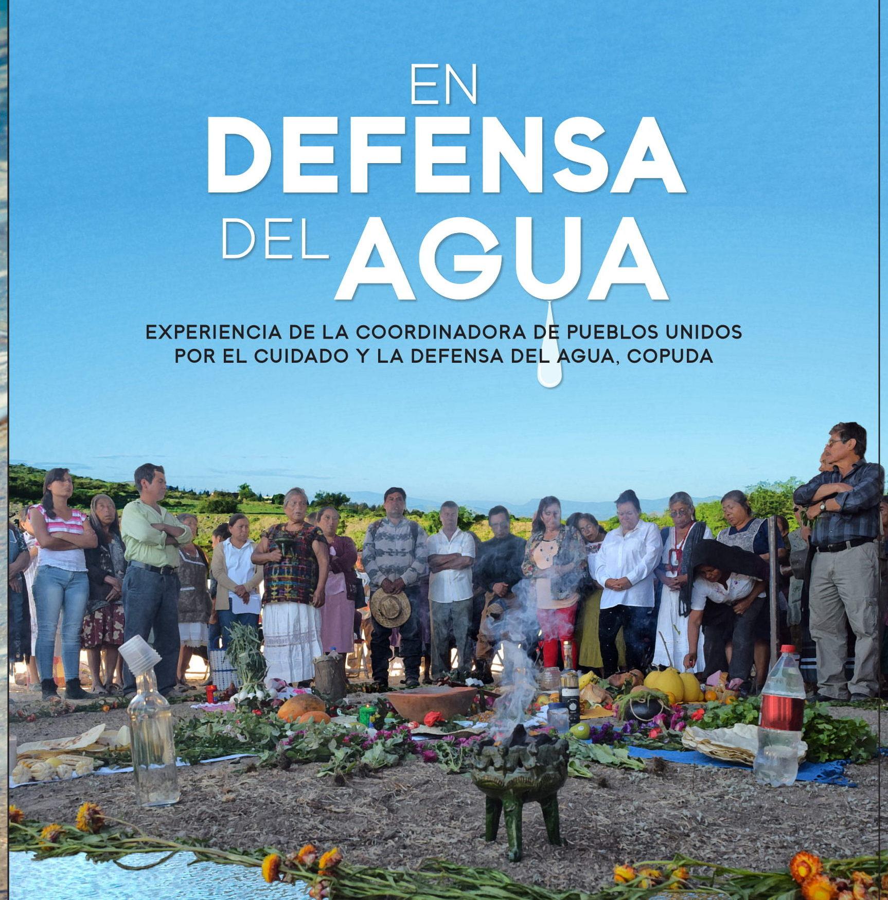 Agua y pueblos indígenas